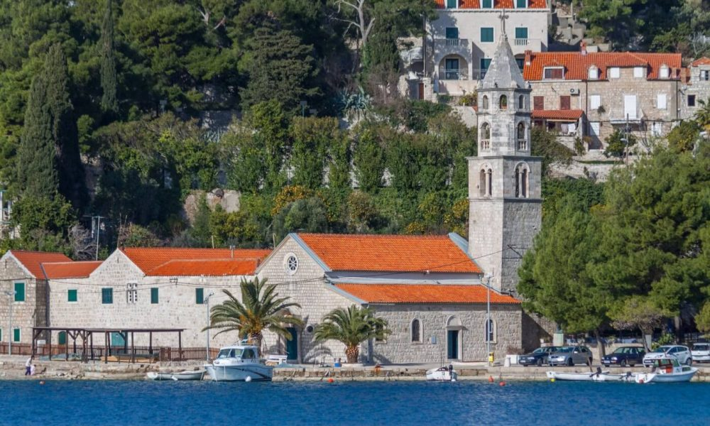 Cavtat-Our Lady-Church-on-the-promenade