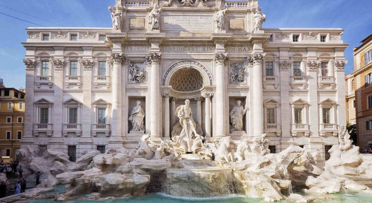 EU - Italy - Trevi Fountain by David Hein-feature